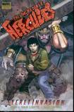 INCREDIBLE HERCULES PREM HC SECRET INVASION ***OOP***