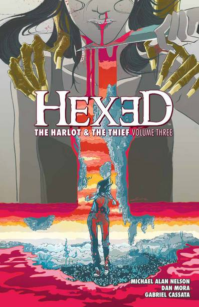 HEXED HARLOT & THIEF TP VOL 03