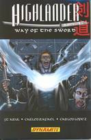 HIGHLANDER WAY OF THE SWORD TP