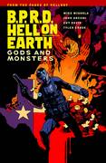 BPRD HELL ON EARTH TP VOL 02 GODS AND MONSTERS ***OOP***