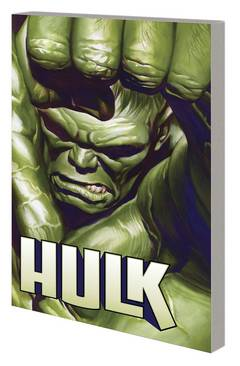 HULK TP VOL 02 OMEGA HULK BOOK 01