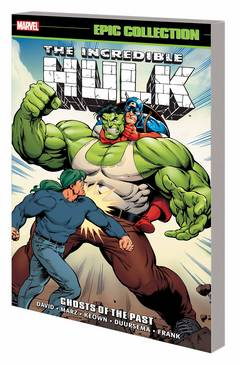 INCREDIBLE HULK EPIC COLLECTION TP GHOST OF PAST