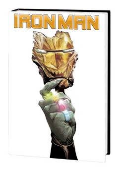 IRON MAN PREM HC VOL 05 RINGS OF MANDARIN
