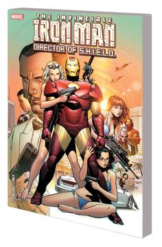 IRON MAN DIRECTOR OF SHIELD COMPLETE COLLECTION TP
