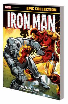 IRON MAN EPIC COLLECTION TP DUEL OF IRON