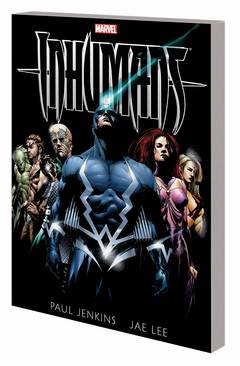 INHUMANS BY PAUL JENKINS AND JAE LEE TP NEW PTG