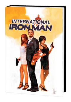 INTERNATIONAL IRON MAN PREM HC