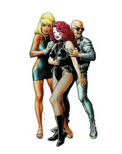 INVISIBLES HC BOOK 02 DELUXE EDITION ***OOP***