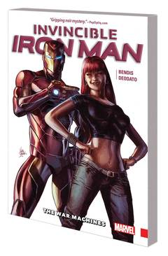 INVINCIBLE IRON MAN TP VOL 02 WAR MACHINES