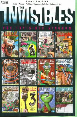 INVISIBLES TP #7 THE INVISIBLE KINGDOM