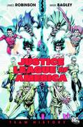 JUSTICE LEAGUE OF AMERICA TEAM HISTORY HC