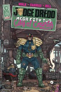 JUDGE DREDD MEGA CITY TWO TP