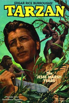 TARZAN THE JESSE MARSH YEARS HC VOL 04