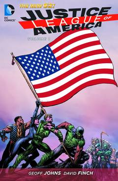 JUSTICE LEAGUE OF AMERICA HC VOL 01 (N52)