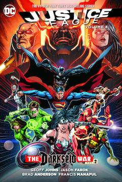 JUSTICE LEAGUE TP VOL 08 DARKSEID WAR PART 2