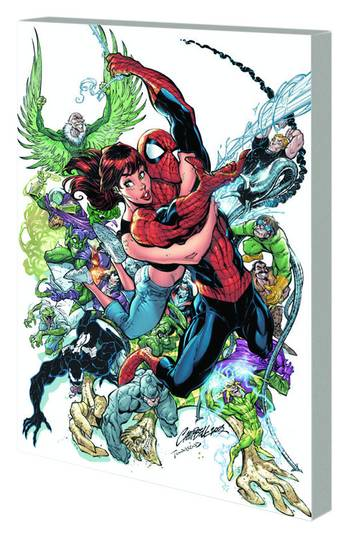 AMAZING SPIDER-MAN BY JMS ULTIMATE COLLECTION TP BOOK 02 ***OOP*