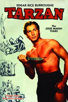 TARZAN THE JESSE MARSH YEARS HC VOL 03