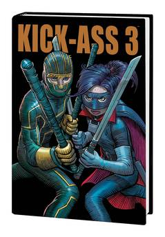 KICK-ASS 3 PREM HC
