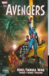 AVENGERS KREE/SKRULL WAR TP *** OUT OF PRINT ***