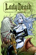 LADY DEATH ORIGINS HC VOL 01