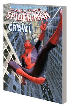 AMAZING SPIDER-MAN TP 01..1 LEARNING TO CRAWL