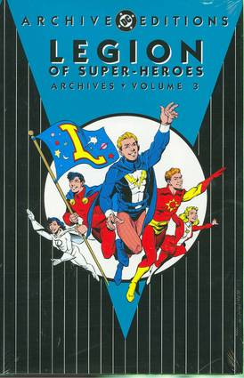 LEGION OF SUPER HEROES ARCHIVES HC VOL 03