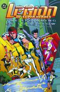 LEGION OF SUPER HEROES THE BEGINNING OF TOMORROW TP