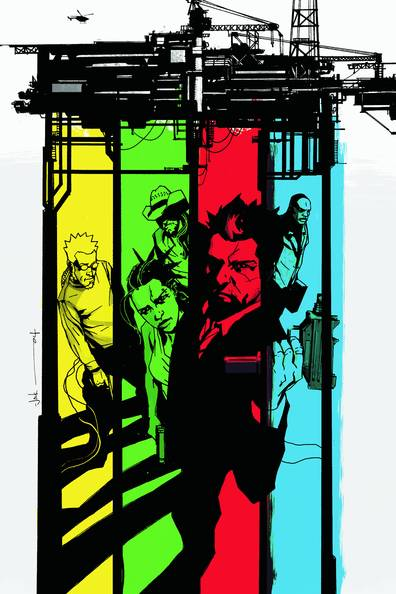 LOSERS TP BOOK 02