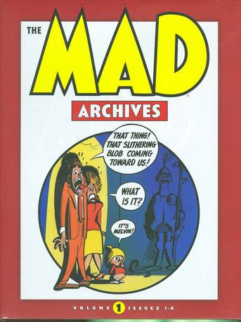 MAD ARCHIVES HC VOL 01 ***OOP***