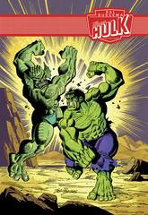 INCREDIBLE HULK SAL BUSCEMA MARVEL ARTIST SELECT HC #1