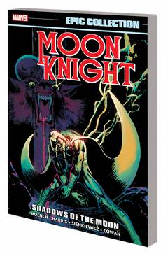 MOON KNIGHT EPIC COLLECTION TP SHADOWS OF MOON