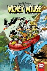 MICKEY MOUSE HC VOL 01 TIMELESS TALES