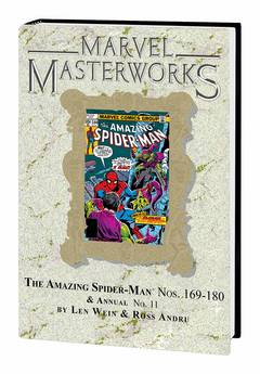 MMW AMAZING SPIDER-MAN HC VOL 17 DM VAR ED 226