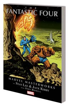MMW FANTASTIC FOUR TP VOL 10