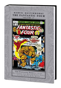 MMW FANTASTIC FOUR HC VOL 17