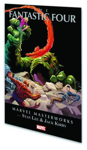 MMW FANTASTIC FOUR TP VOL 01