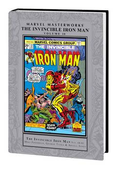 MMW INVINCIBLE IRON MAN HC VOL 10