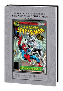 MMW AMAZING SPIDER-MAN HC VOL 18
