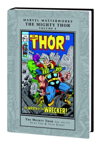 MMW MIGHTY THOR HC VOL 08 ***OOP***