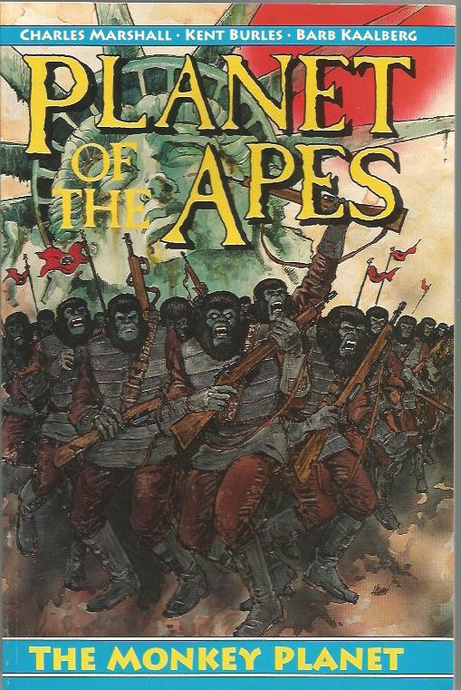 PLANET OF THE APES MONKEY PLANET TP ***OOP***