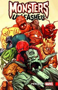 MONSTERS UNLEASHED PRELUDE TP