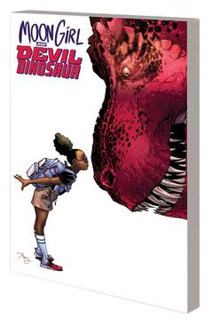 MOON GIRL AND DEVIL DINOSAUR TP VOL 01 BFF