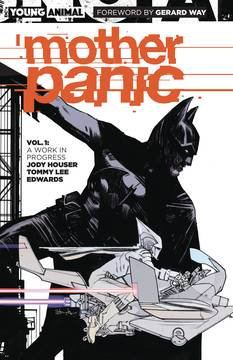 MOTHER PANIC TP VOL 01 WORK IN PROGRESS