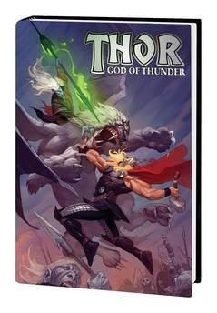 THOR GOD OF THUNDER PREM HC VOL 03 ACCURSED