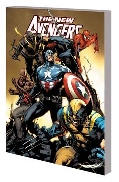 NEW AVENGERS BY BENDIS COMPLETE COLLECTION TP VOL 04