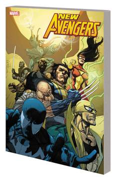 NEW AVENGERS BY BENDIS COMPLETE COLLECTION TP VOL 03