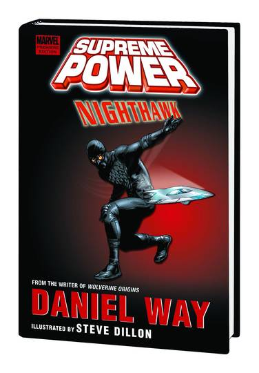 SUPREME POWER VOL 05 PREM HC NIGHTHAWK