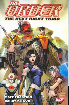 ORDER TP VOL 01 NEXT RIGHT THING ***OOP***