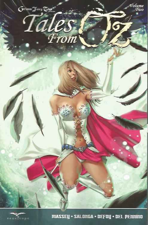 GFT TALES FROM OZ TP VOL 02