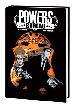 POWERS DEFINITIVE HC COLLECTION VOL 07 BUREAU SAGA HC ***OOP***